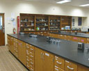 Barry University Science Lab