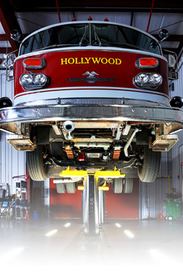 Hollywood Fire Station